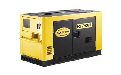 Agregaty trójfazowe 12-15 kW