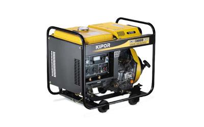 Agregat plus spawarka 4-6 kVA