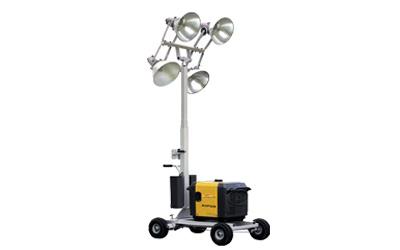 Oświetlenie Wózki halogenowe 4x400W