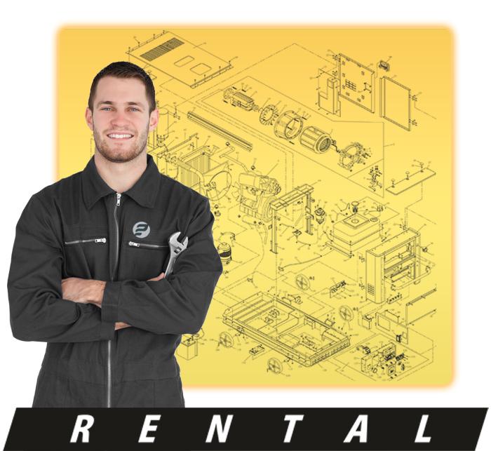 Pezal Rent - serwis sprzętu budowlanego i elektonarzędzi